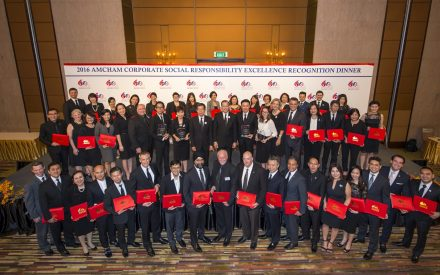 GM Thailand Receives Gold Status in Corporate Social Responsibility Award from AMCHAM