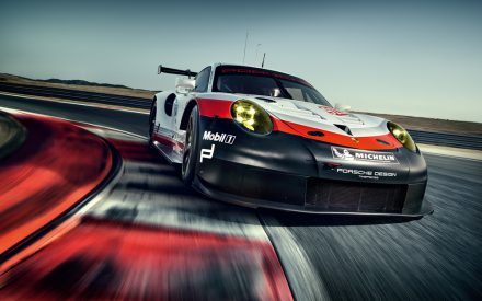 The most spectacular nine-eleven ever New 911 RSR for Le Mans