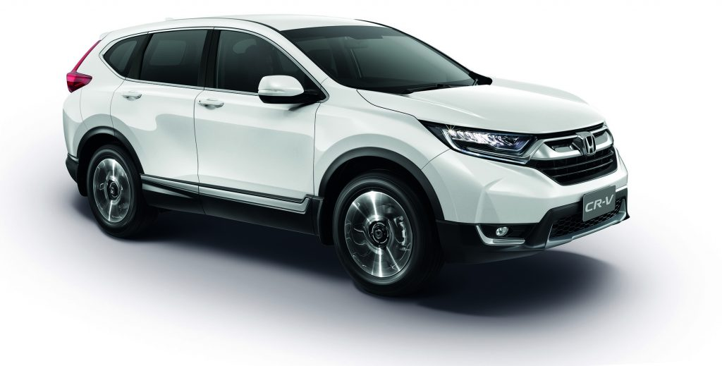 All-new Honda CR-V_Petrol_Front