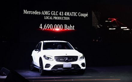 Mercedes-Benz excites Customers with the astonishing   LOCAL PRODUCTION Mercedes-AMG GLC 43 4MATIC Coupé