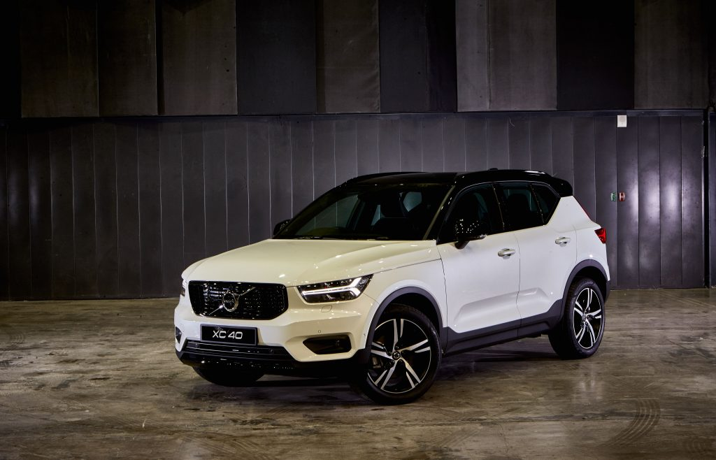 The new Volvo XC40 09