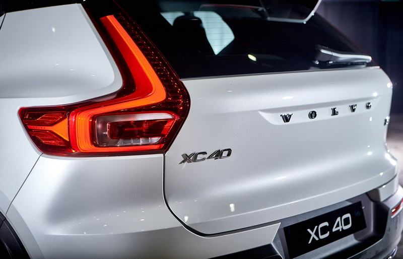 The new Volvo XC40 13