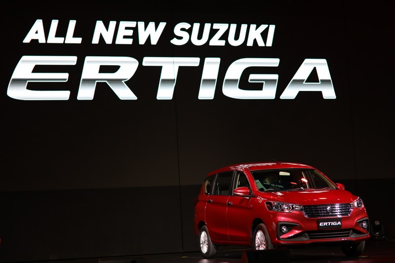 All new Suzuki ERTIGA -544A0791