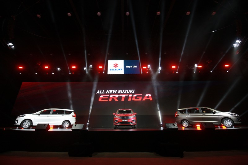 All new Suzuki ERTIGA -J1DS0708
