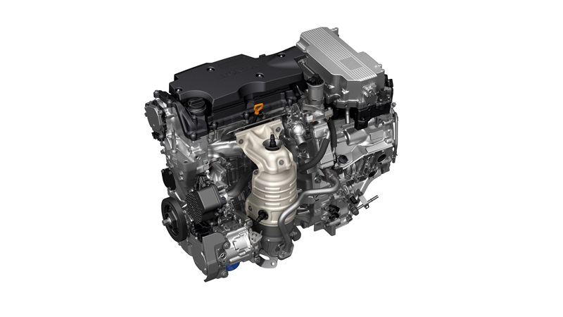All-new Accord_2.0L DOHC i-VTEC