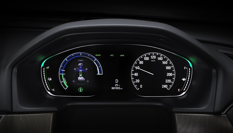 All-new Accord_7-inch TFT Multi-Information Display