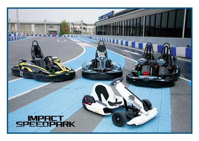 IMPACT Speed Park Product