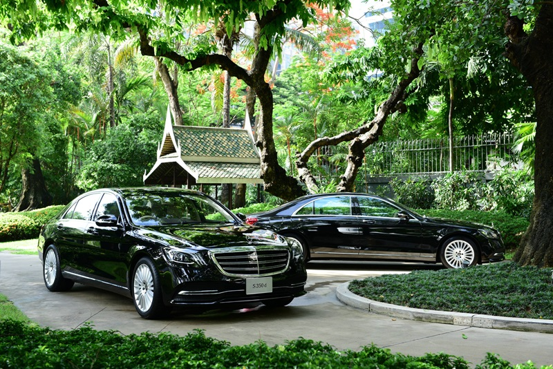 Mercedes-Benz Thailand_The Taste of Legacy - Mercedes-Benz S-Class Handover_Ambience (11)