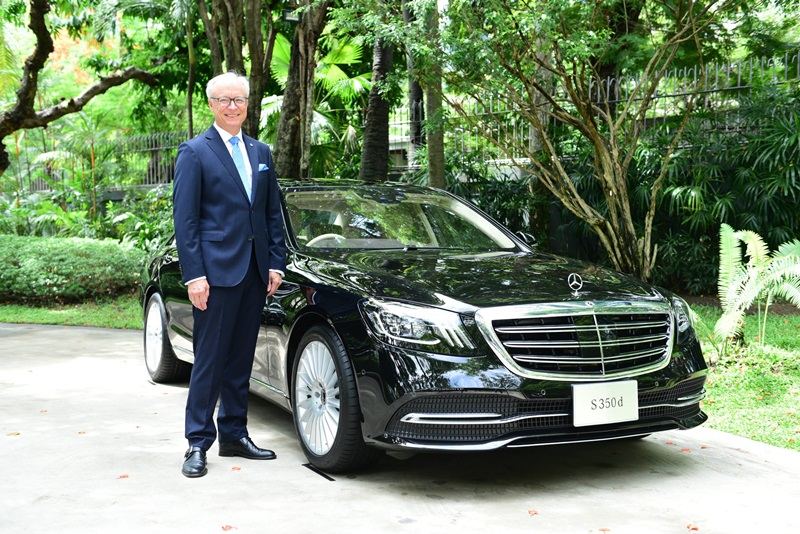 Mr. Roland Folger - President and CEO of Mercedes-Benz (Thailand) Limited