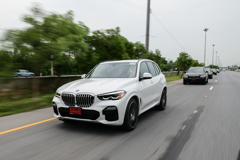 BMW 3 Series and X5 Test Drive_13 May-43
