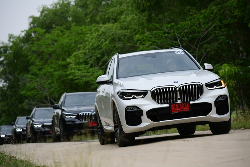 BMW 3 Series and X5 Test Drive_13 May-55