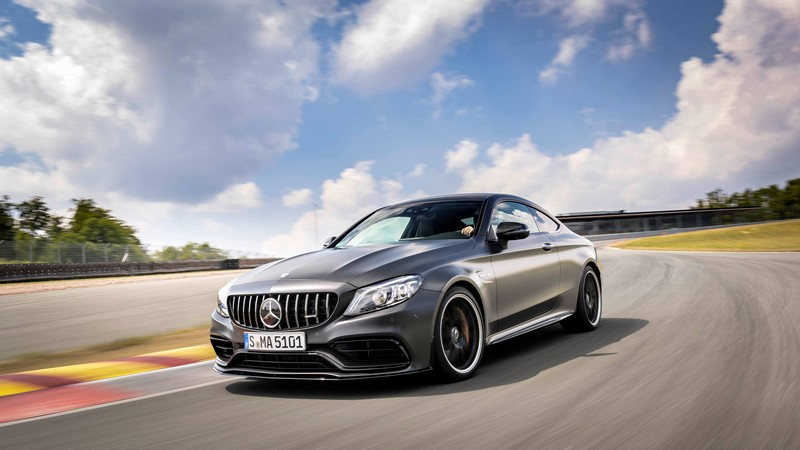 Mercedes-AMG C 63 S Coupe (12)