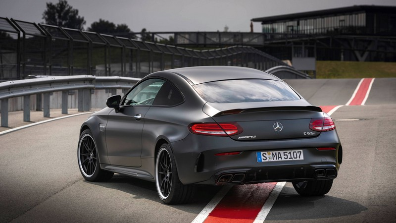 Mercedes-AMG C 63 S Coupe (3)