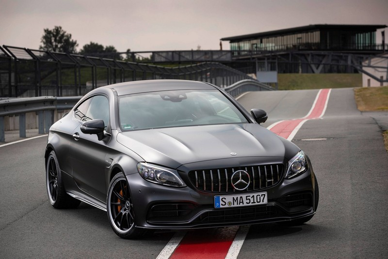 Mercedes-AMG C 63 S Coupe (4)