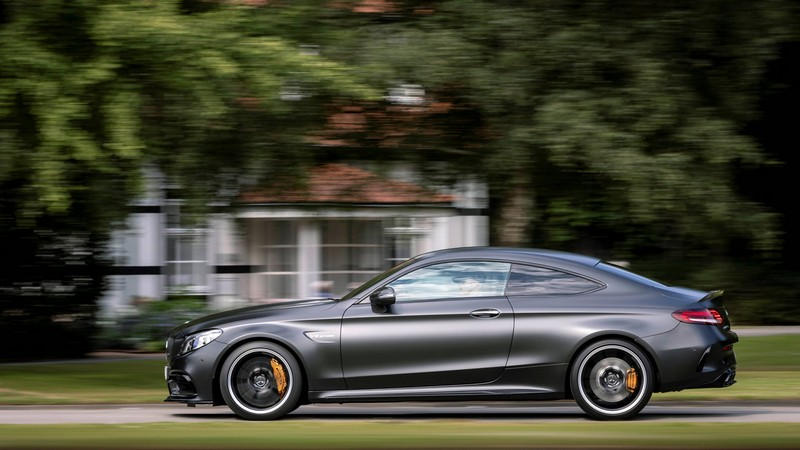 Mercedes-AMG C 63 S Coupe (5)