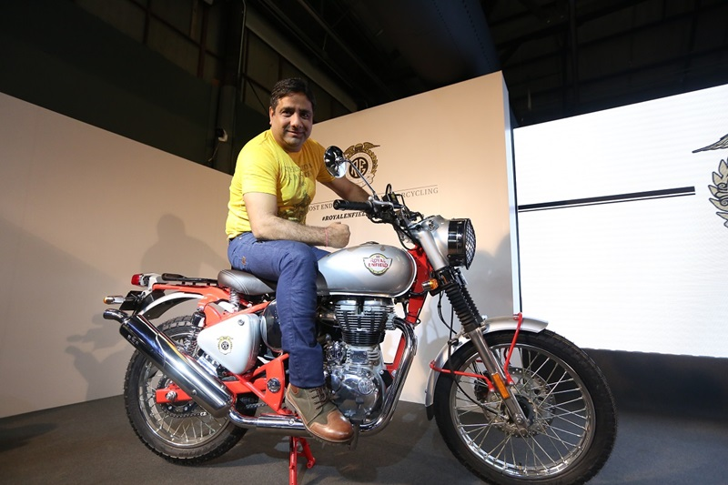 Vimal Sumbly- Head Business, APAC at Royal Enfield