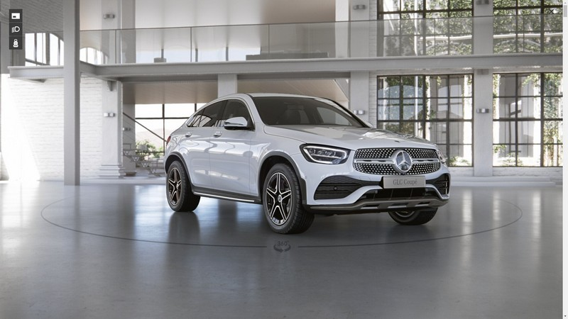 Mercedes-Benz GLC 220 d 4MATIC Coupe AMG Dynamic (1)