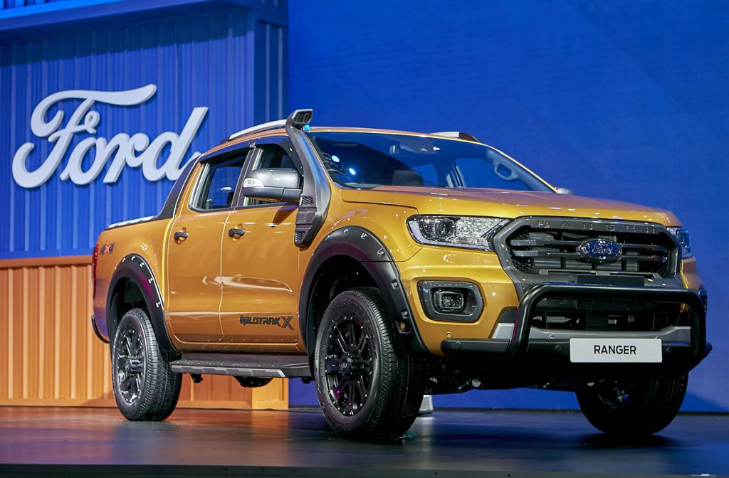 Ford Ranger Wildtrak X (1)