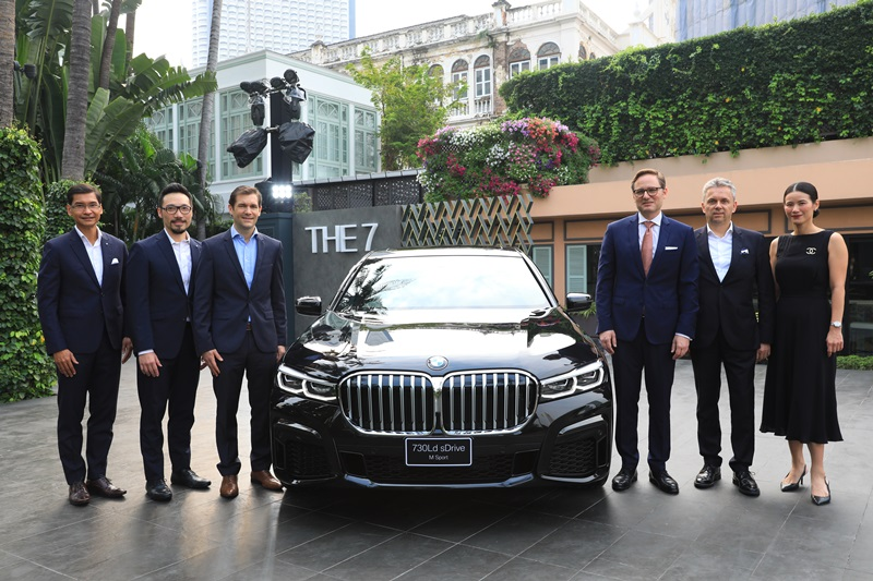 The new BMW 7 Series (12)