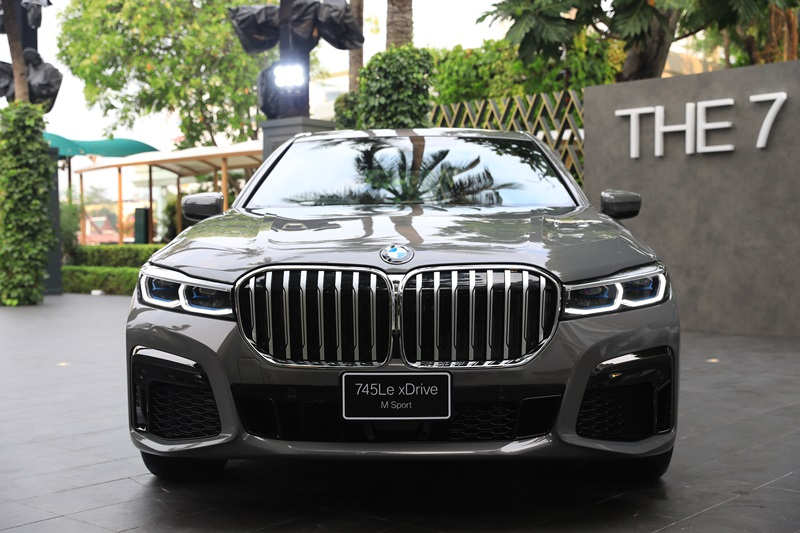 The new BMW 7 Series (2)